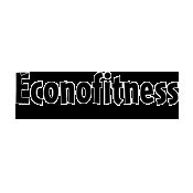 ZOOM Media Partner Éconofitness Health Club Canada logo