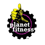 ZOOM Media Partner Planet Fitness Health Club Canada logo
