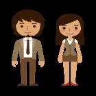 Generation Active consommateurs démographie homme femme business casual