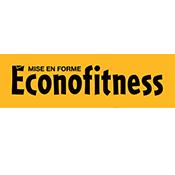 Éconofitness Health Club Canada logo