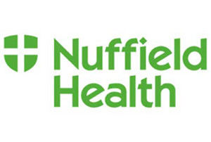 Nuffield Health gyms UK logo