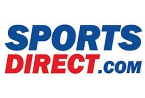 Sports Direct UK Sporting Goods store logo