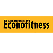 ZOOM Media Partner Éconofitness Health Club Canada logo