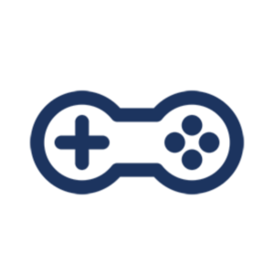 Icon Illustration of a video game controller